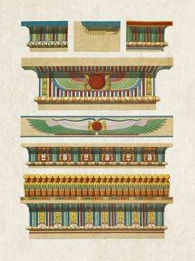 Egyptian Treasures - Decor by Historic Collection
