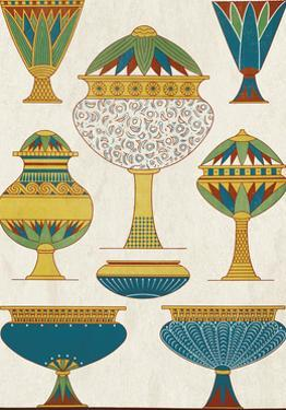Egyptian Treasures - Ornate by Historic Collection