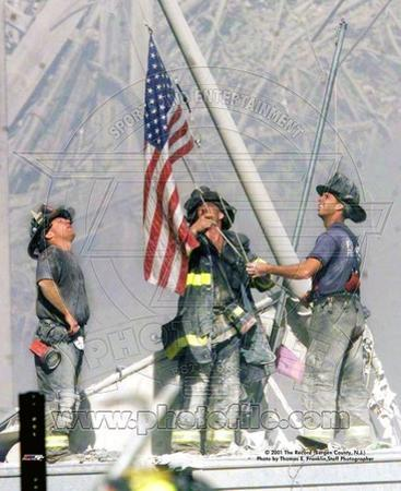 Historical New York Firefighters / Ground Zero