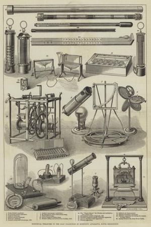 Historical Treasures in the Loan Collection of Scientific Apparatus, South Kensington