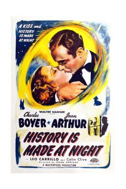 History Is Made at Night, 1937