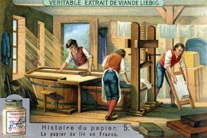 History of Paper: 5, C1900