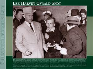 History Through A Lens - Lee Harvey Oswald Shot