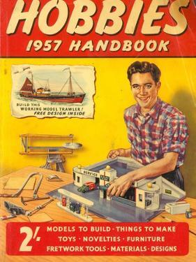 Hobbies, DIY Magazine, UK, 1957