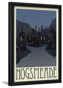 Hogsmeade Retro Travel