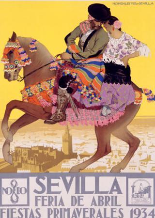 Sevilla by Hohenleiter