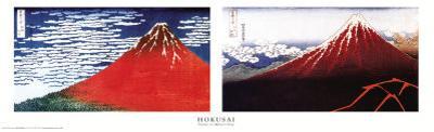 Hokusai - Mt. Fuji