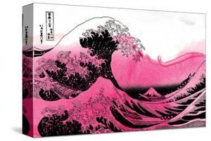 Hokusai - Pink Wave