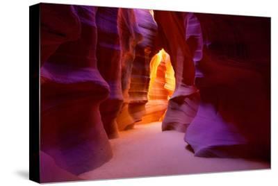 Arizona Antelope Canyon on Navajo Land Near Page USA by holbox