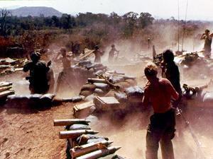 Vietnam War by Holger Jensen