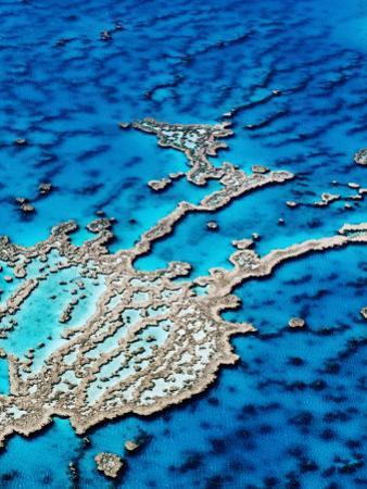 Hardy Reef, Near Whitsunday Islands, Great Barrier Reef, Queensland, Australia