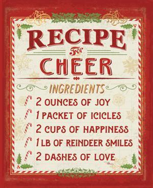Holiday Recipe I