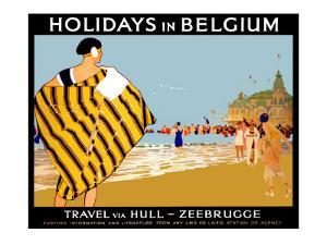 Holidays in Belgium