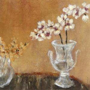 Copper Orchids II by Hollack