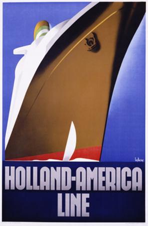 Holland-America Line by Ten Broek