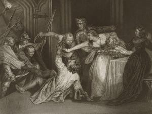 Richard Lovelace - Portrait by Hollar