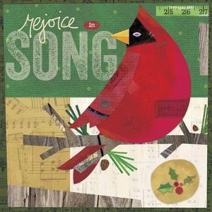 Cardinals 4 by Holli Conger