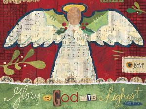 Christmas Collage 3 by Holli Conger