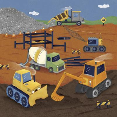 Construction 1 by Holli Conger