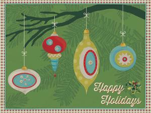 Retro Christmas 4 by Holli Conger