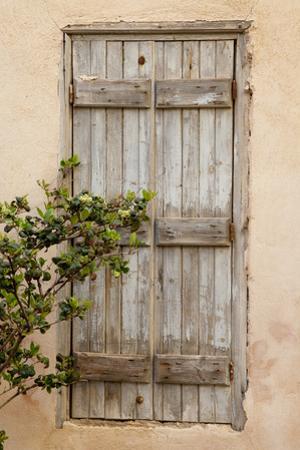 Greece, Crete, Chania, doorway by Hollice Looney