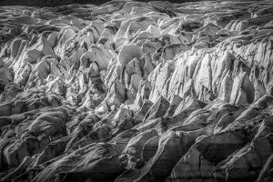 Iceland, Fjallsarlon, Ice by Hollice Looney