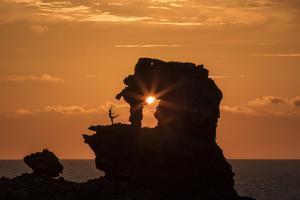 Spain, Menorca. Elephant Rock. by Hollice Looney