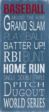 Baseball by Holly Stadler