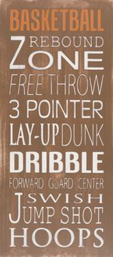 Basketball by Holly Stadler