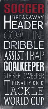 Soccer by Holly Stadler