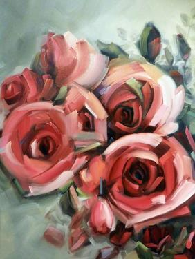 Amid Scent of Roses by Holly Van Hart