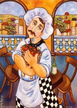 I Pomodori sul Terrazzo by Holly Wojahn