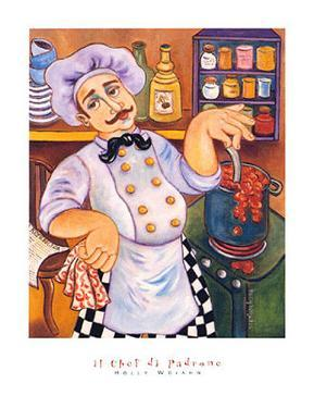 Il Chef di Padrone by Holly Wojahn