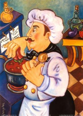 La Salsa Speciale del Chef by Holly Wojahn