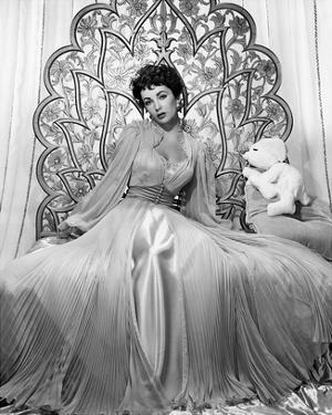 Elizabeth Taylor 1951 Glamour Shoot by Hollywood Historic Photos