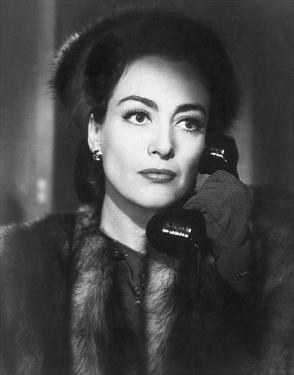 Joan Crawford 1945 'Mildred Pierce' by Hollywood Historic Photos