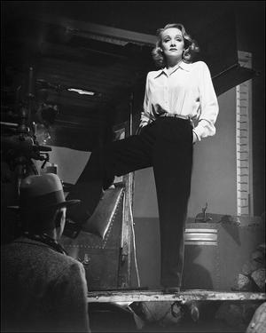 Marlene Dietrich 1940 by Hollywood Historic Photos