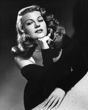 Rita Hayworth 'Gilda' 1946 by Hollywood Historic Photos