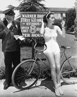 Warner Bros. Studios 1935 by Hollywood Historic Photos