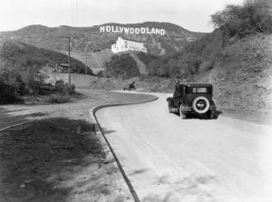 Hollywoodland, Los Angeles c.1924