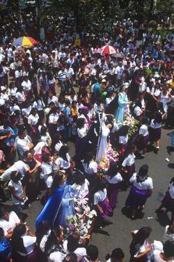 Holy Week, Sonsonate, El Salvador