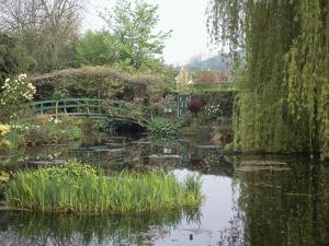 Home and Garden of Claude Monet, Giverny, France