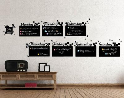 Home Diary Chalkboard