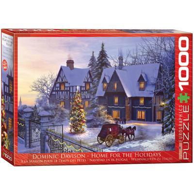 Home for the Holidays by Dominic Davison 1000 Piece Puzzle