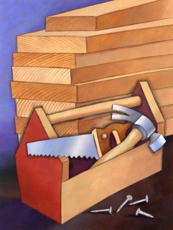 Home Improvement Tools and Wood
