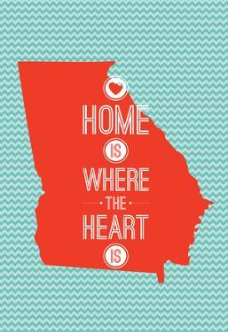 Home Is Where The Heart Is - Georgia