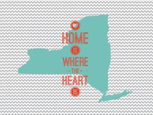 Home Is Where The Heart Is - New York
