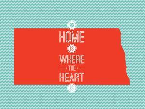 Home Is Where The Heart Is - North Dakota