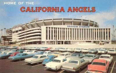 Home of the California Angels