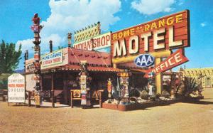 Home on the Range, Vintage Motel